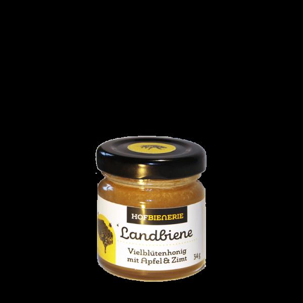 Hofbienerie Mini Landbiene Apfel Zimt