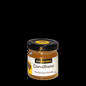 Hofbienerie Mini Landbiene Vielbluetenhonig