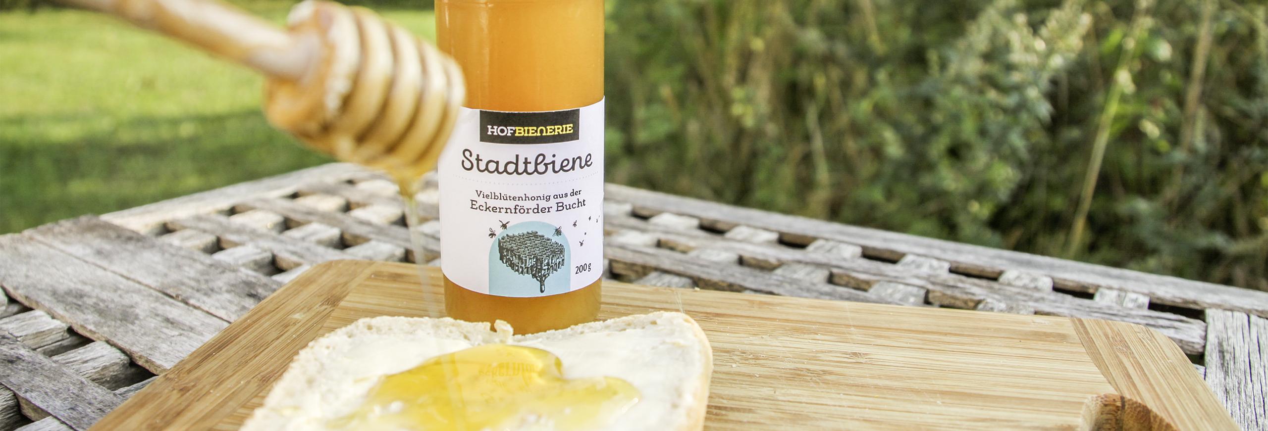 Hofbienrerie Honig kaufen