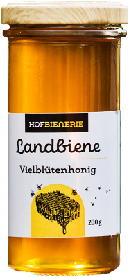 landbiene pack vielbluete
